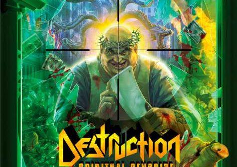 destruction cover 2012