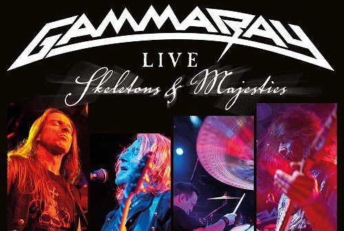 gamma ray skeletons majestic live