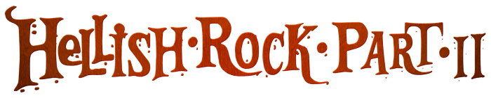 logo hellish-rock-part-2