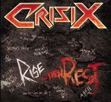 crisix cover 2013