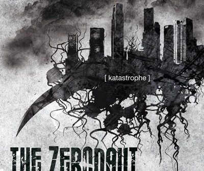 THE ZERONAUT - katastrophe-cover3
