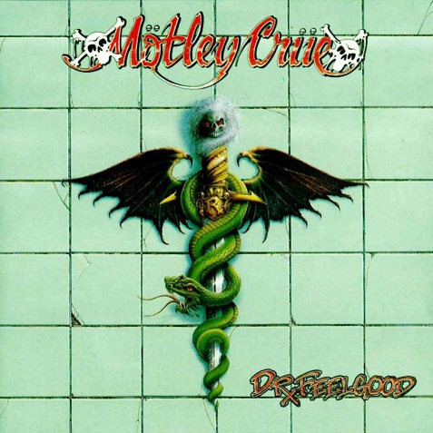 Motley Crue-Dr Feelgood-Frontal