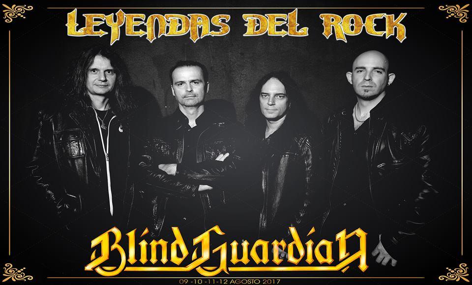 leyendas 17 blind guardian