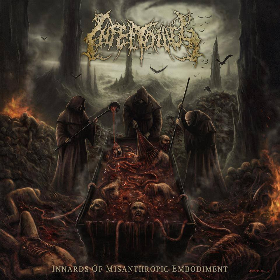 Agosto Ecuador Infectology Innards of Misanthropic Embodiment