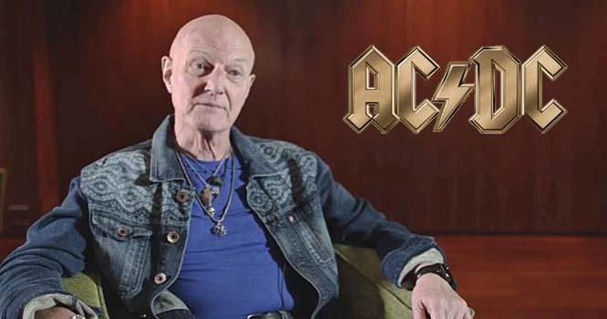 AC/DC: Chris Slade habla sobre los rumores del nuevo disco